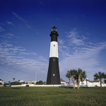 Lighthouse in Tybee Island