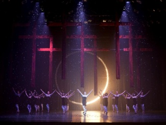 David Bintley's Carmina Burana. Birmingham Royal Ballet. Photo by Bill Cooper
