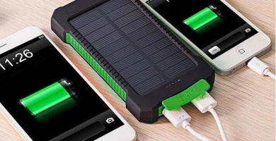 Solar Charger – 25% savings