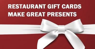 Restaurant Gift Card Bonus