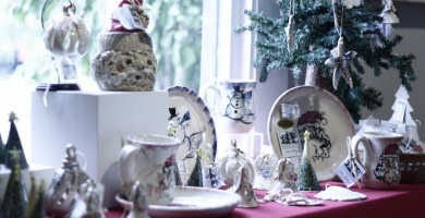 Holiday Artists Market Spruill Gallery