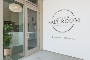 Enjoy 25% off at InTown Salt Room