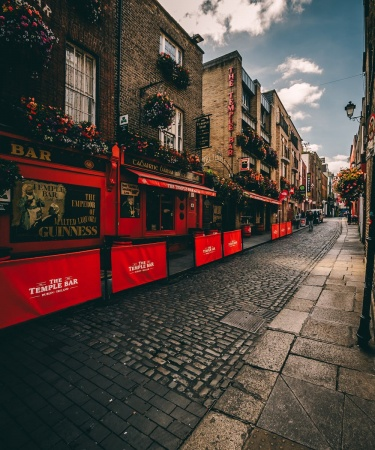 The Top Three Reasons to Visit Dublin, Ireland