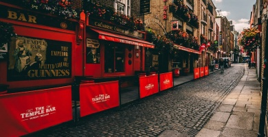 The Top Three Reasons to Visit Dublin, Ireland