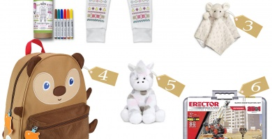Kid approved Gift Guide