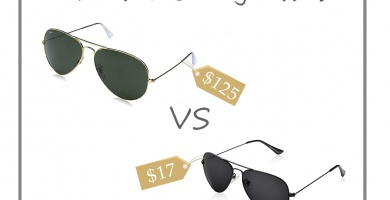 Luxe for Less – Sunglasses