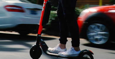 JUMP scooters have arrived in Atlanta