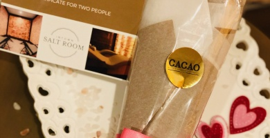 Giveaway alert: Valentine's Day Gifts at Intown Salt Room