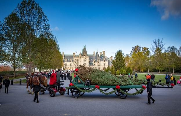 Holidays at Biltmore